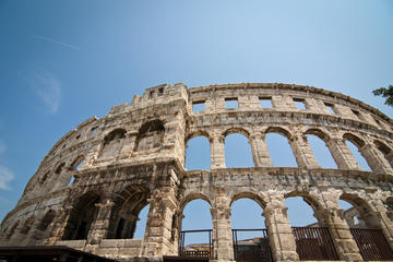 Colosseum, Roman Forum and Palatine Hill Skip the Line Tour with Optional Hotel Pick-up