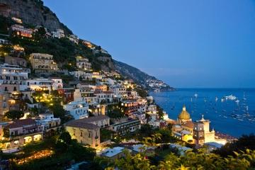 Dagtocht vanuit Rome naar Amalfikust en Positano in kleine groep