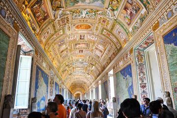 Excursão ao Vaticano com Evite as filas: Museus do Vaticano, Capela...