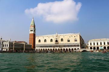 Excursion indépendante d'une journée à Venise, en train à grande...