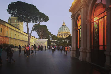 Friday Night at the Vatican Museums and Sistine Chapel