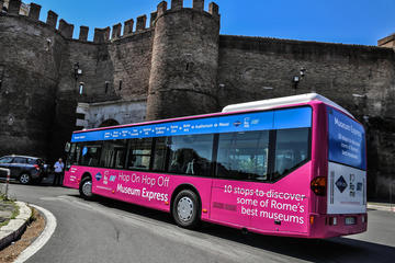 I Love Rome Hop on Hop off Museum Express