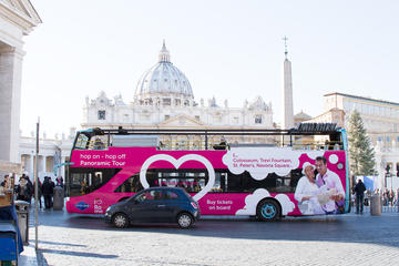 I Love Rome panoramische hop-on ...