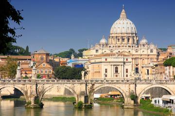 Roma en un día: Entrada Evite las colas al Vaticano y el Coliseo