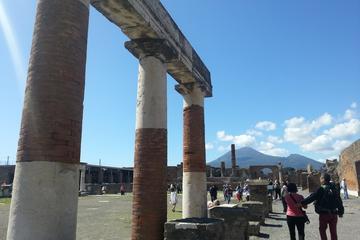 Tour de un día por las ruinas de Pompeya desde Roma