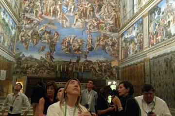 Tour del Vaticano con ingresso saltafila: Musei Vaticani, Cappella