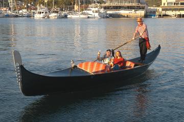 Book 50-minute Gondola Tour of Newport Harbor on Viator