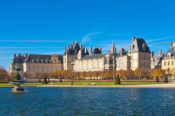 Chateau de Fontainebleau Skip-the-Line Ticket