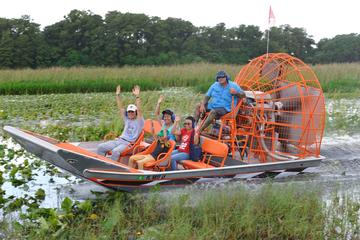 Day Trip Florida Airboat Adventure near Orlando, Florida