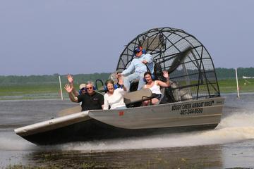 Tour delle paludi delle Everglades in Florida e giro in