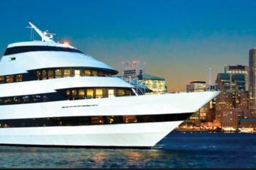 Boston New Year's Eve Dinner Cruise with Buffet