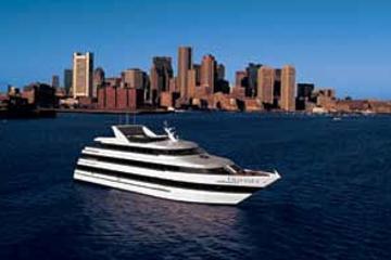 Brunch-croisière Odyssey à Boston