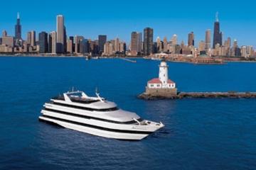 Crucero con brunch Odyssey por Chicago