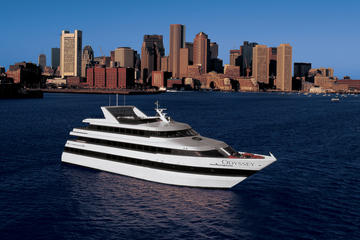 Crucero con cena en Boston