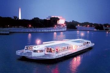 Crucero con cena Odyssey por Washington DC