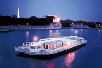 Crucero con cena por Washington DC