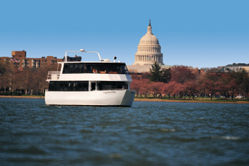 Cruzeiro panorâmico com almoço por Washington DC
