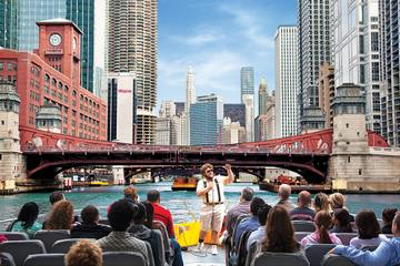 Chicago Lakefront and River Architecture Cruise
