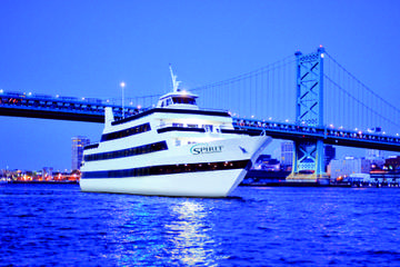 Philadelphia Dinner Cruise with Buffet
