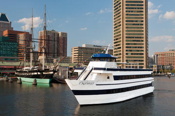 Day Trip Spirit of Baltimore Lunch Cruise with Buffet near Baltimore, Maryland