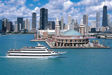 Day Trip Spirit of Chicago Sunset Dinner Cruise with Buffet near Chicago, Illinois