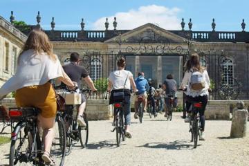 Electric Bike Saint-Emilion Half Day Tour with Wine Tasting