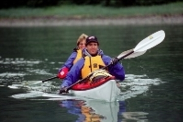 Aventura en kayak por la fauna y flora de Tongass
