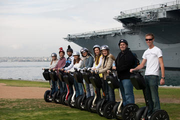 Tour in Segway del quartiere Gaslamp a San Diego