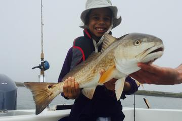 Day Trip Half-Day Private Fishing Trip from Galveston near Galveston, Texas