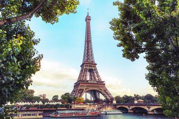 Acceso a la cúspide de la Torre Eiffel en modalidad Evite las colas y...