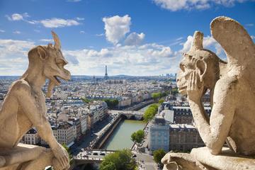 Excursão com o melhor de Paris, inclusive Versalhes e almoço na Torre...