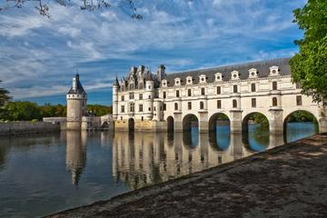 Excursão de um dia para grupos pequenos aos castelos do Vale do Loire...