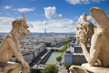 Höhepunkte der Führung in Paris inklusive Versailles und Mittagessen...