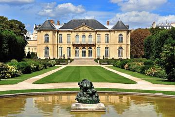 Musee Rodin Paris Admission Ticket