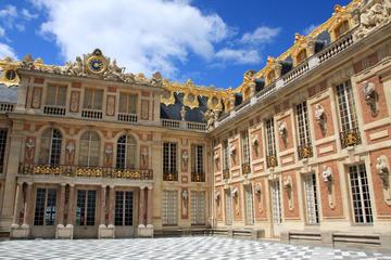 Tour con audioguida del palazzo di Versailles con saltafila