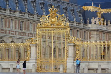 Viagem para as melhores atrações de Versalhes: Excursão evite as...