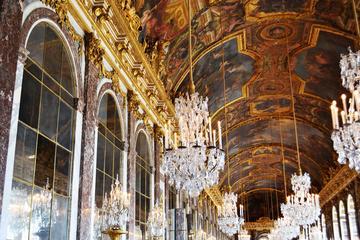 Visita guiada con audio al Palacio de Versalles con entrada Evite las...
