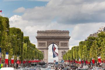 Visita turistica di Parigi con