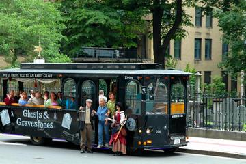 Book Boston Ghosts and Gravestones Tour on Viator