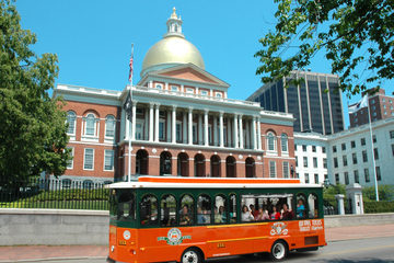 Excursion en bord de mer à Boston : visite de Boston en trolley à...