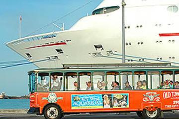 Excursion en bord de mer de Key West: circuit en tramway à arrêts...