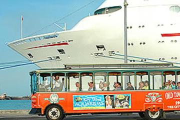 Landausflug in San Diego: San Diego Hop-on-Hop-off-Trolley-Tour