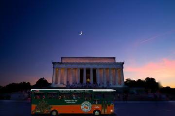 Monuments de Washington DC au clair de lune - Circuit nocturne en...