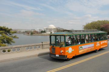Offre spéciale Washington DC: circuit en tramway à arrêts multiples...