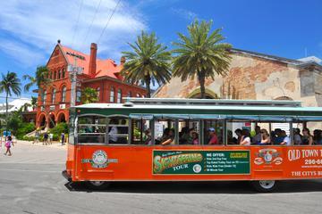 Recorrido en tranvía con paradas libres por Key West