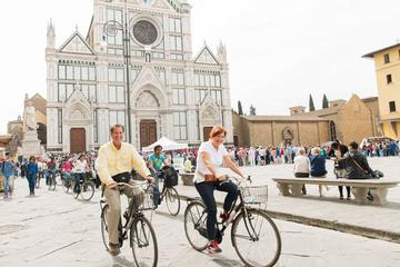 Bike and Bites: Small Group Florence Art and Street Food Tour