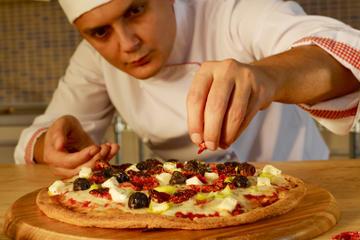 Clase de cocina en Florencia: aprenda a hacer gelato y pizza