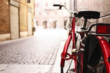 Cykeltur i Firenze