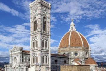 Excursão a pé pela Florença...