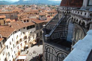 Florence Duomo Sky Walk: Exclusive Entrance to Cathedral Terraces